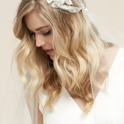 Untamed Petals Wedding Accessories from Gilded Bridal in Raleigh, North Carolina
