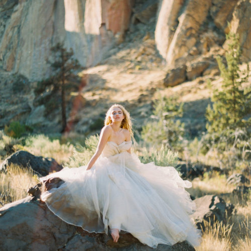 Claire La Faye Wedding Dress from Gilded Bridal in Raleigh, North Carolina