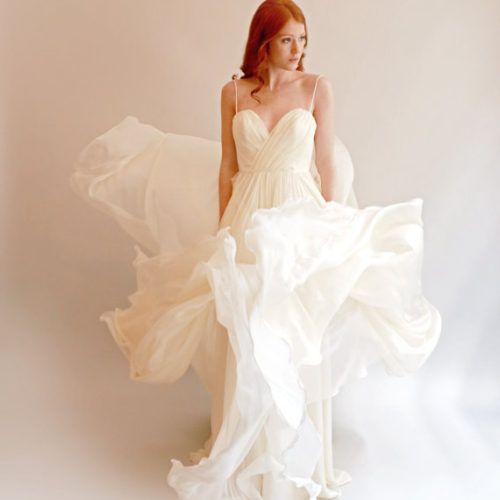 Leanne Marshall Wedding Dress from Gilded Bridal in Raleigh, North Carolina