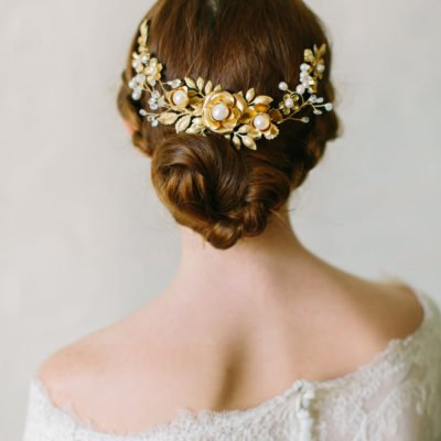 Emma Katzka Wedding Accessories from Gilded Bridal in Raleigh, North Carolina