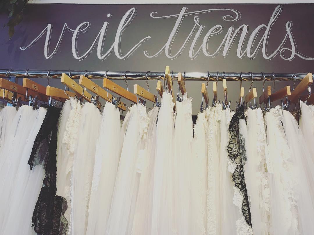 Veil Trends Trunk Show Bridal Wedding Dress Gown Raleigh Nc North Carolina Gilded Bridal
